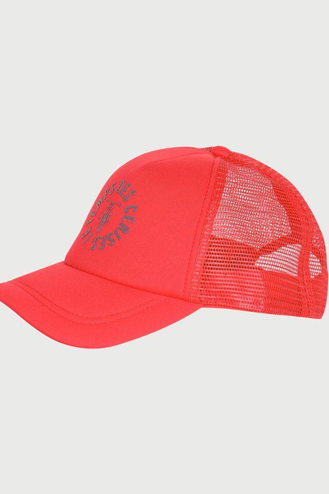 Yoan red cap