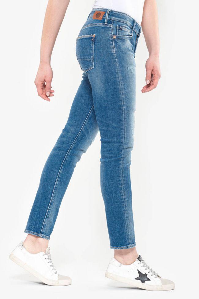Jeans 200/43 boyfit Dell destroy bleu N°3