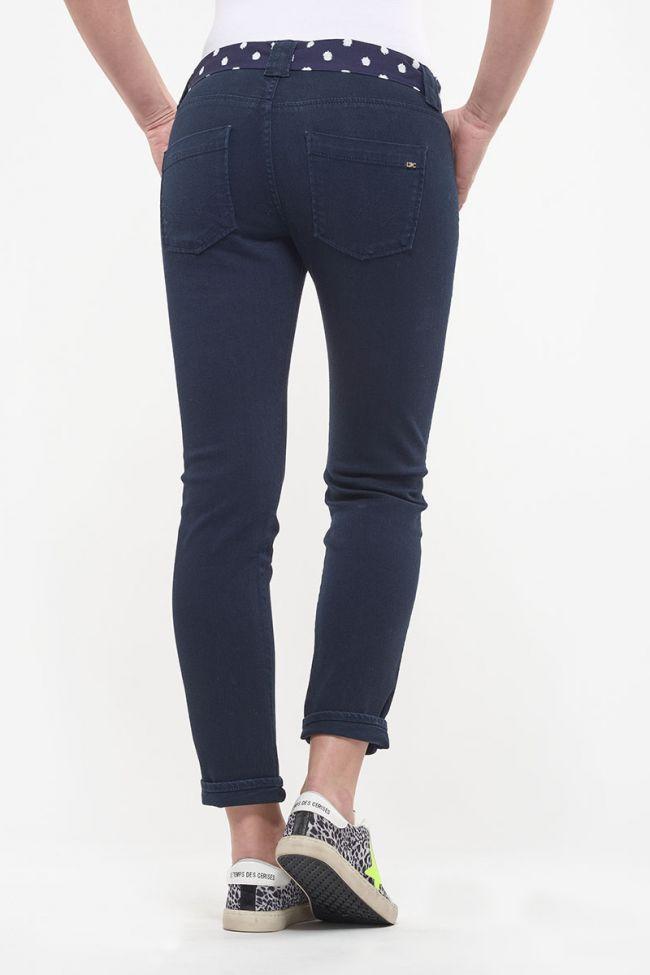 Jeans 200/43 boyfit Ezra marine