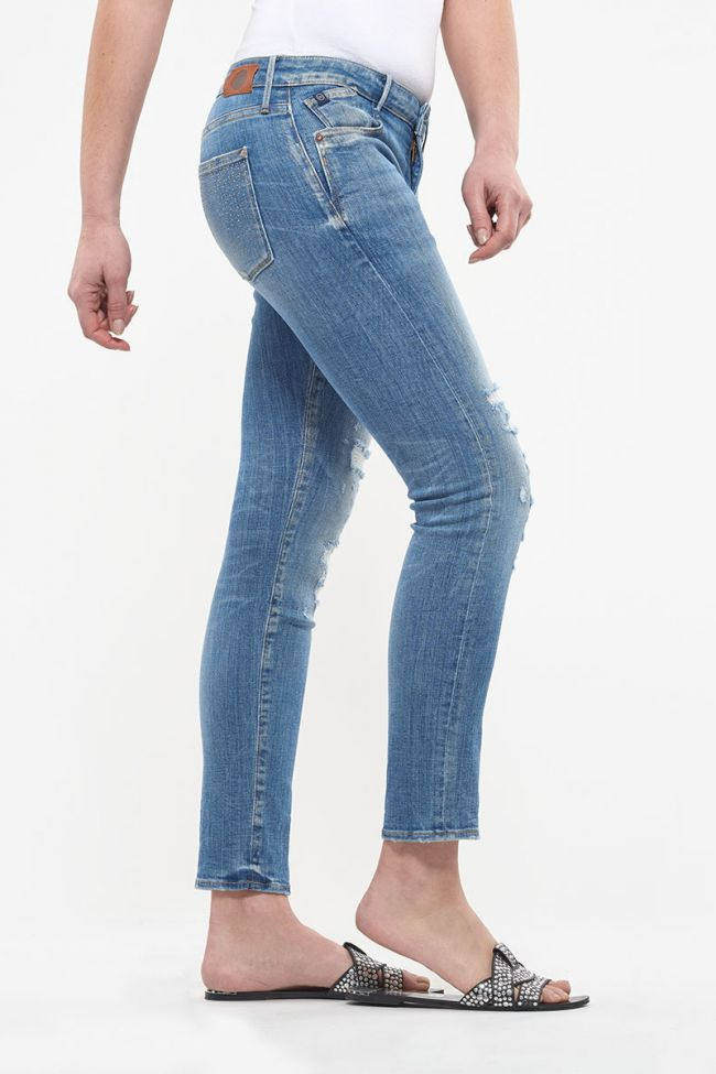 Maple blue jeans 200/43 with strass N°4
