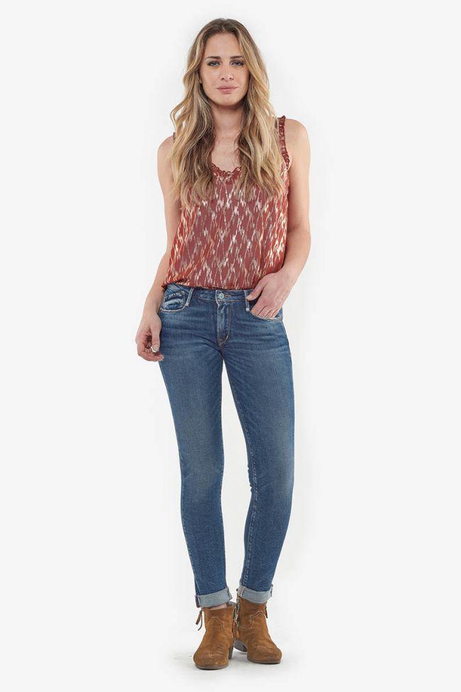 Pegg 300/16 slim jeans blue N°2