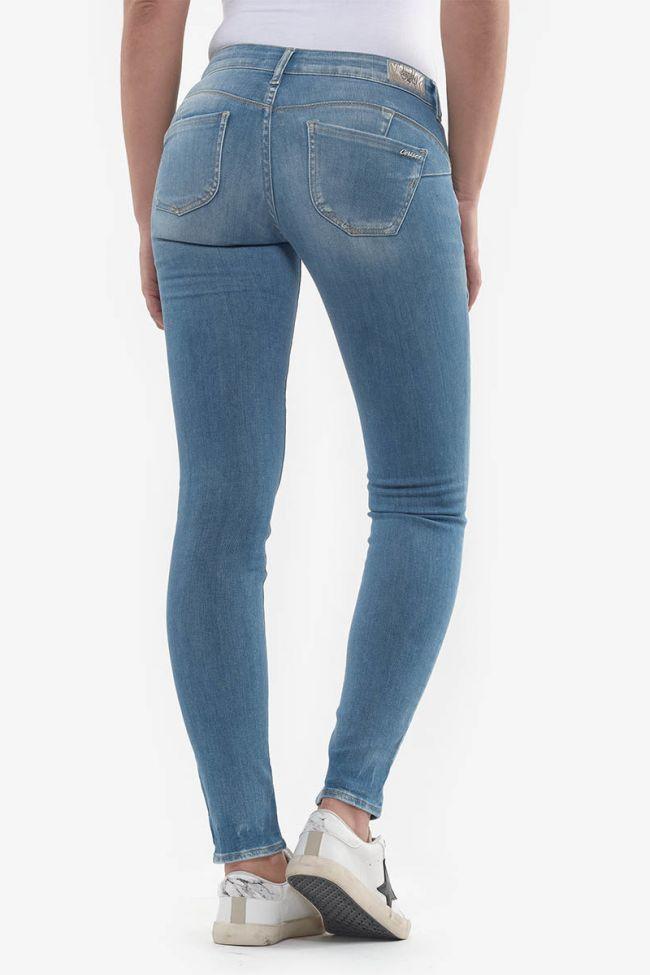 Brazil pulp slim jeans destroy bleu N°4