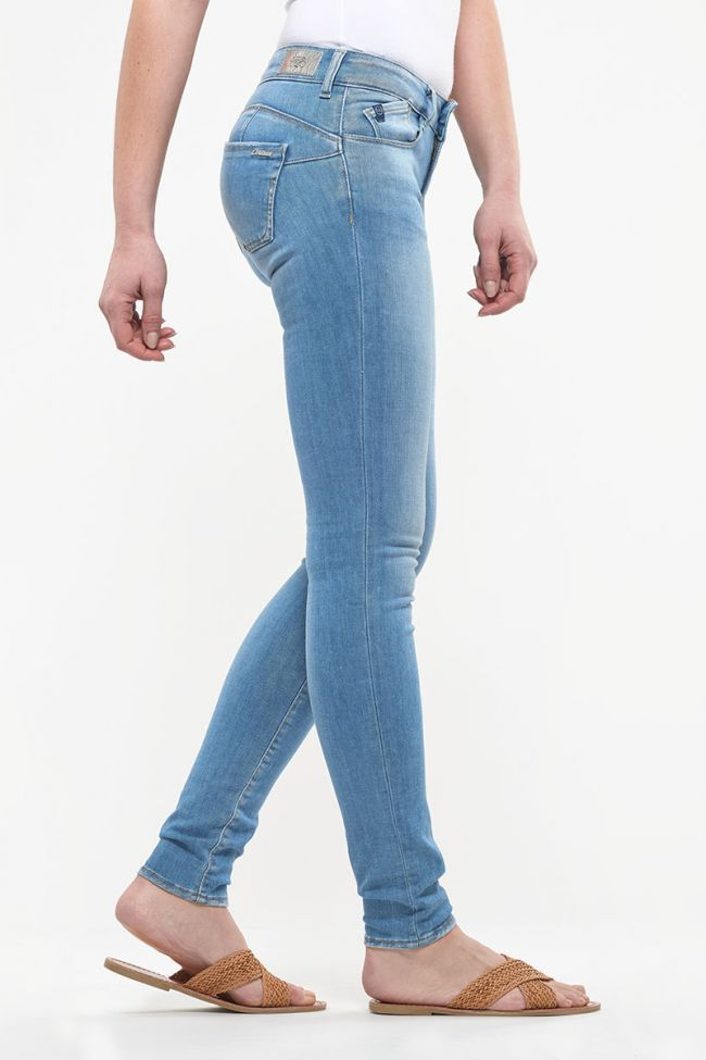 Light blue stonewashed Pulp Brazil jeans N°4