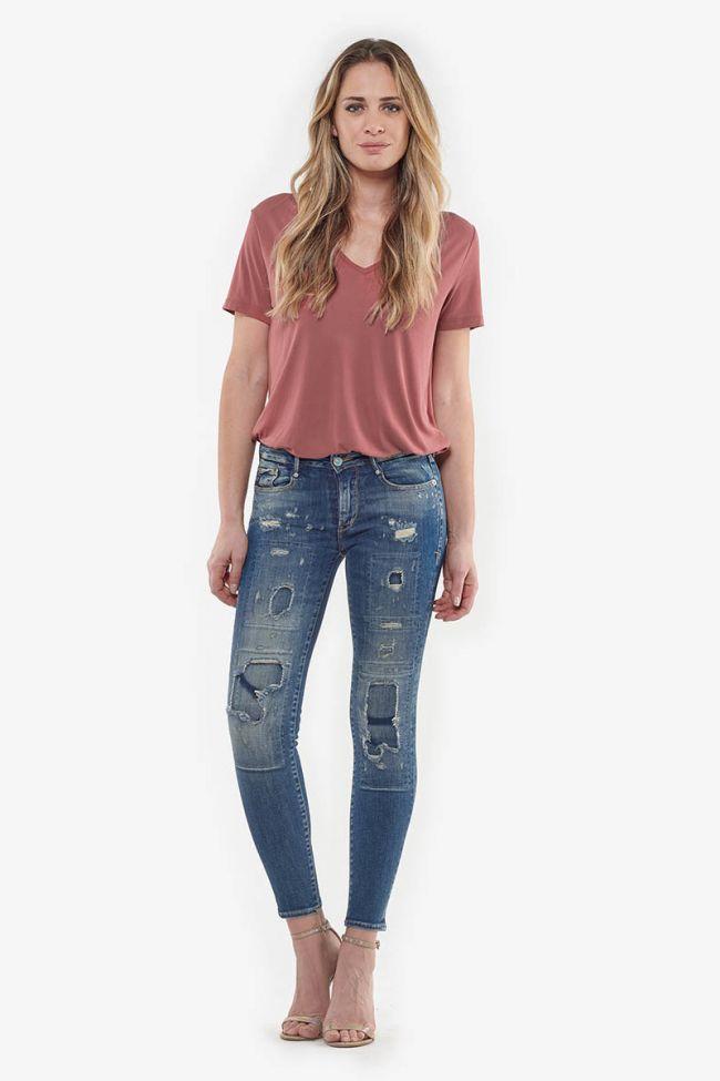Hoya 7/8th Power Skinny blue jeans N°2