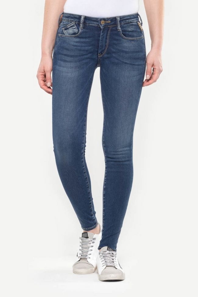 Pio ultra power skinny jeans blue N°2