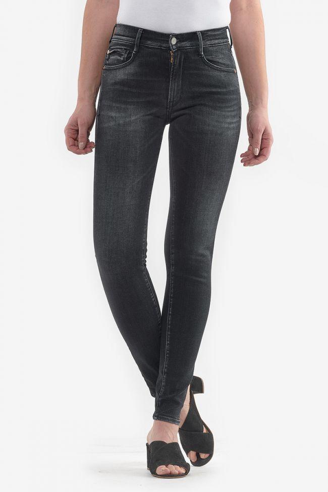 Black Power High Waist Skinny Jeans  N°1