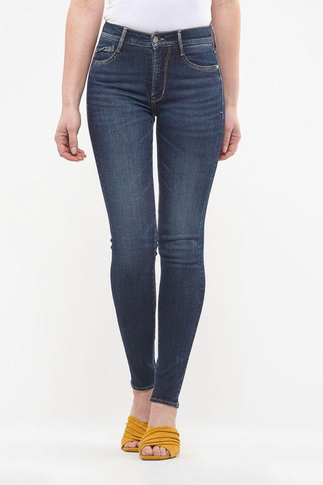 Power High Skinny Blue Jeans N°1