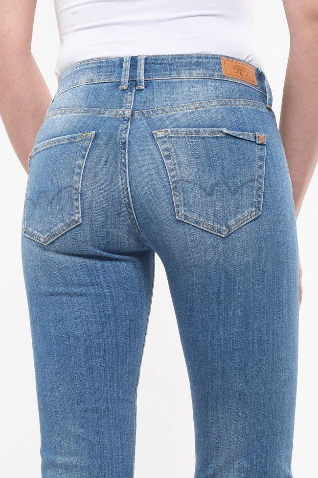 Jeans Precious regular destroy bleu N°4