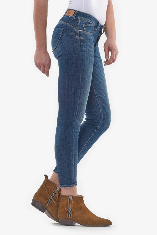 Pulp slim 7/8th jeans blue N°2