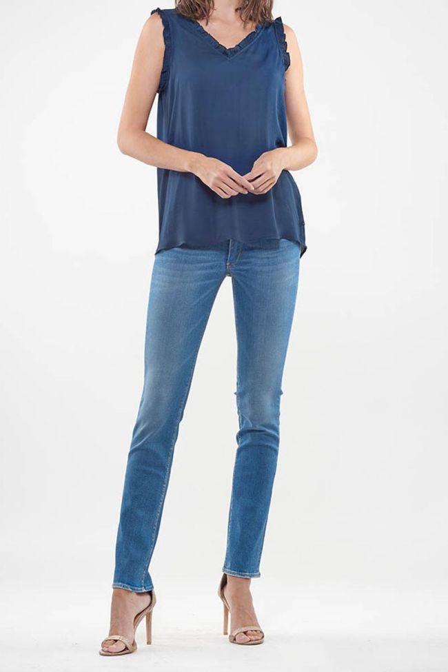Stonewashed blue Pulp High Regular jeans N°3