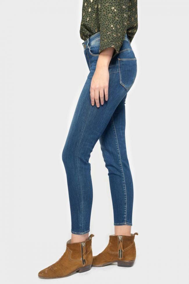 Pulp slim high waist 7/8th jeans blue N°2