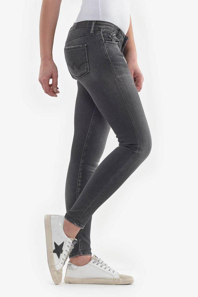 Ultra power skinny 7/8th jeans grey N°1