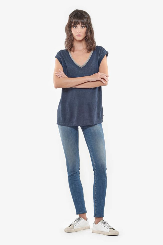 Tali pulp slim jeans blue  N°3