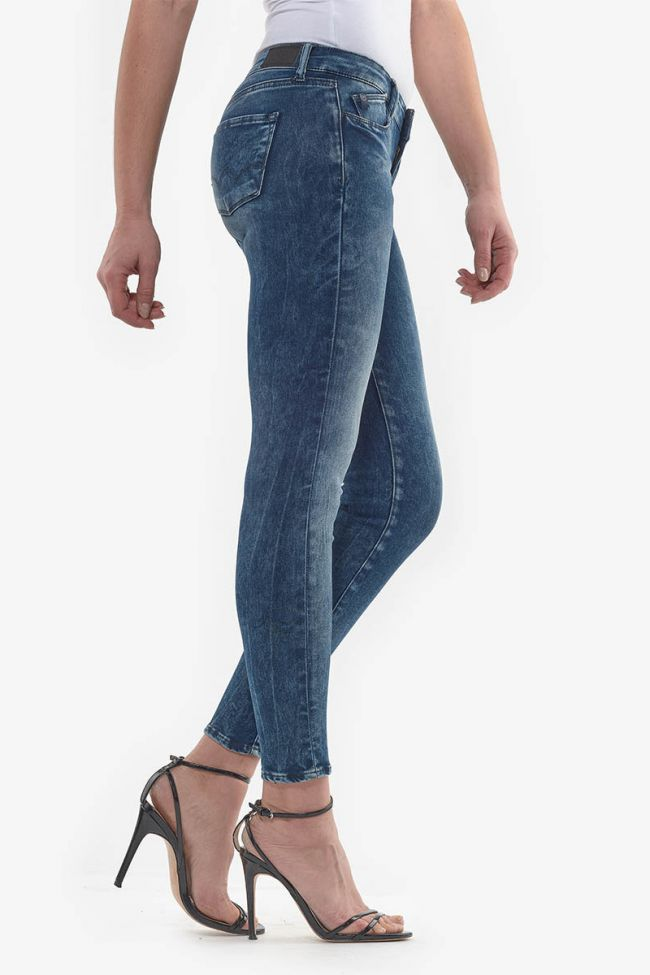 Ultra power skinny 7/8th jeans blue N°2