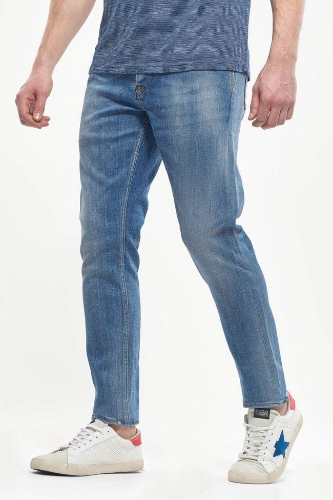 Jeans 600/17 adjusted Aviso bleu N°4