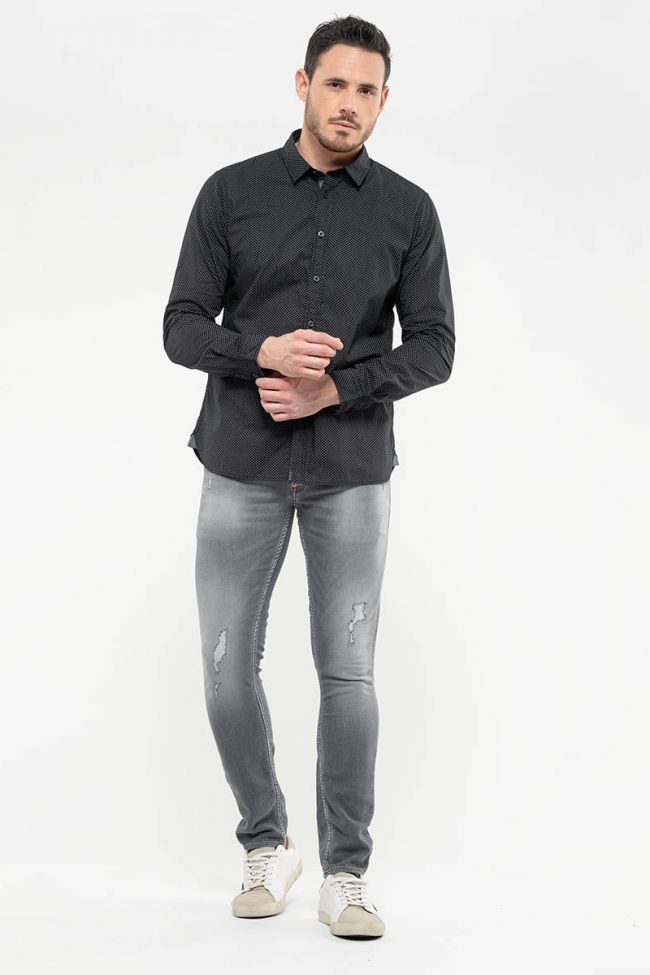 Jogg 600/17 adjusted jeans grey N°2