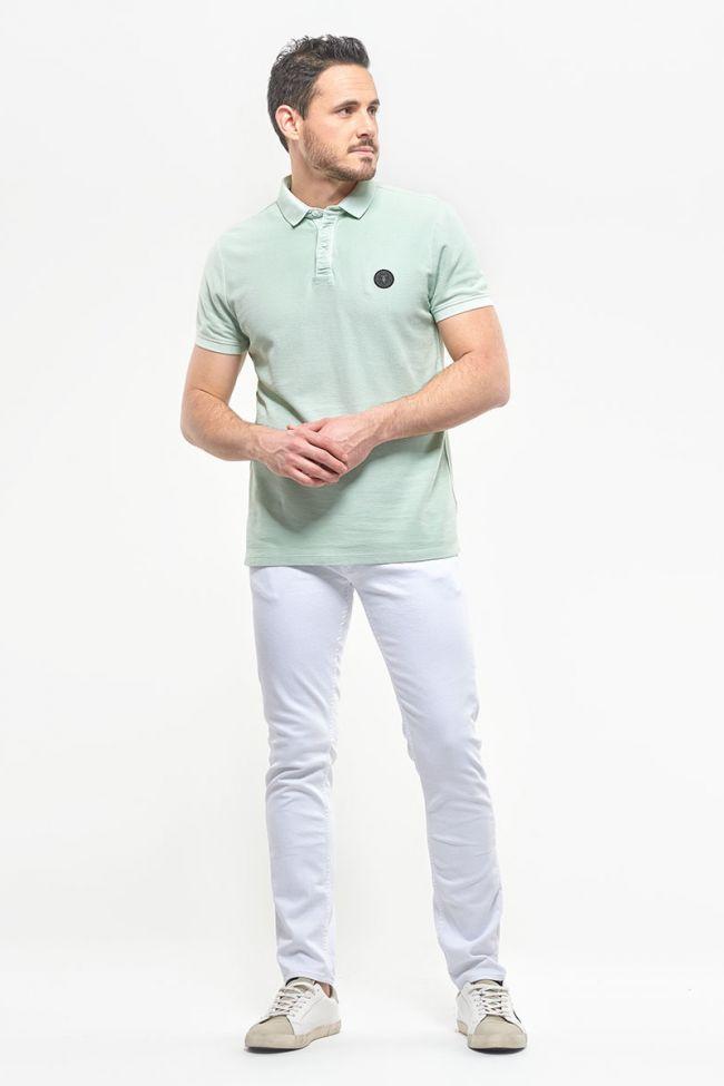 Jeans 700/11 slim Adam blanc