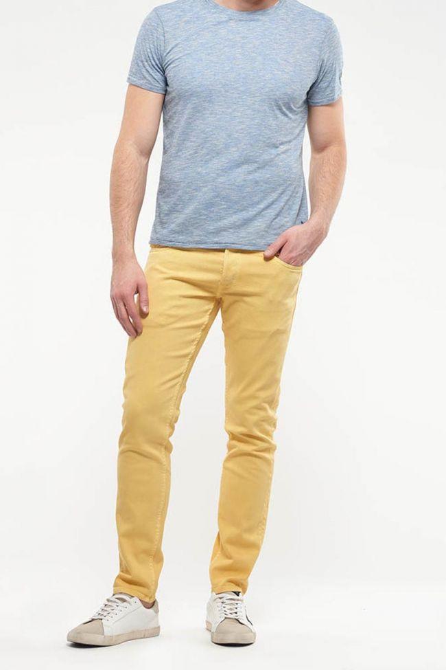 Jeans 700/11 slim Adam jaune