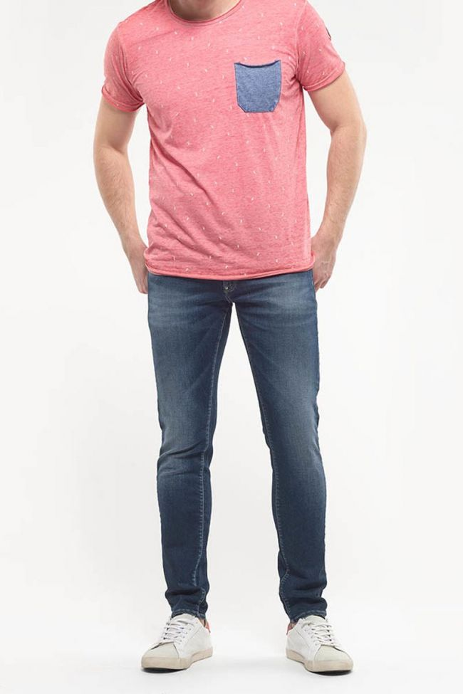Jeans 700/11 slim Jogg bleu-noir N°2