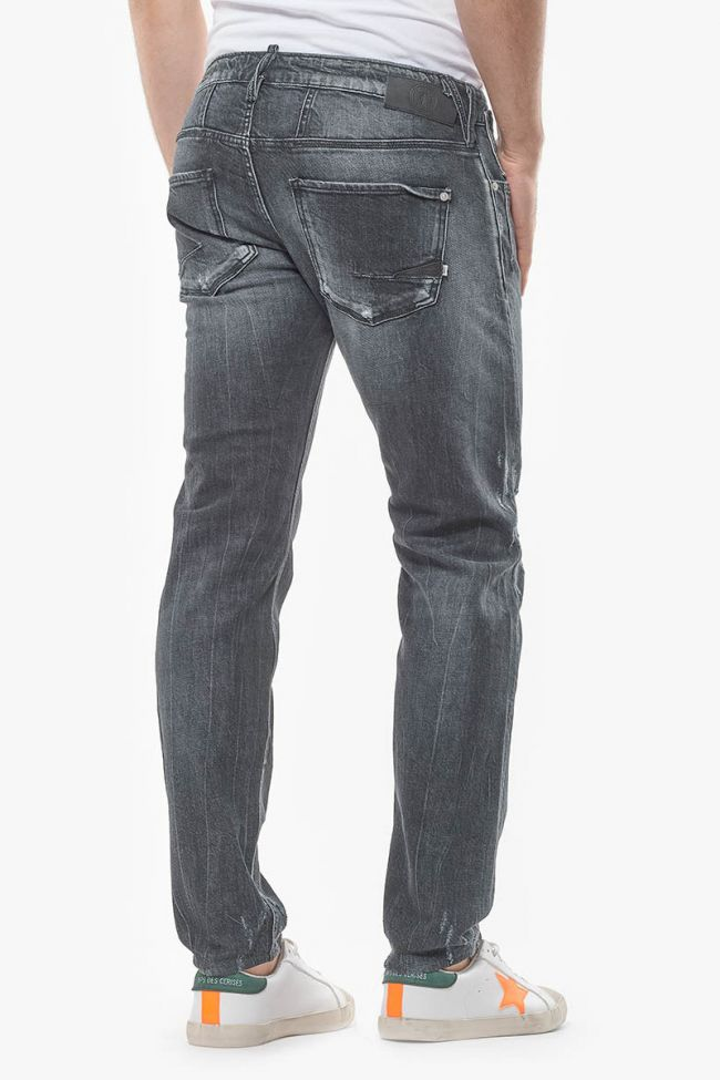 Jeans 700/11 slim Roy destroy gris N°2