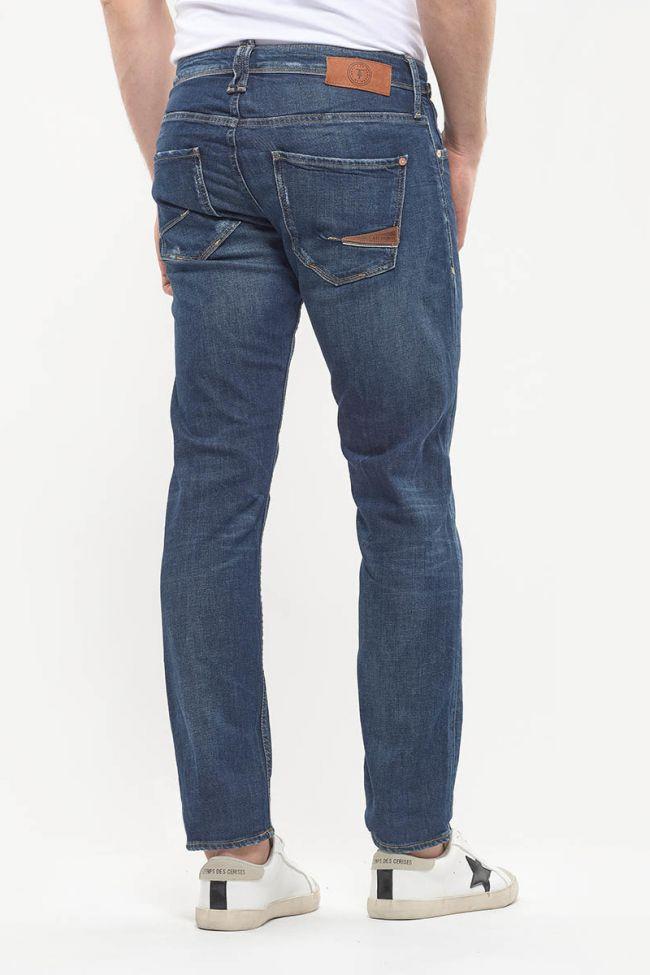 Jeans 700/11 Slim Tchoia L32 bleu N°2