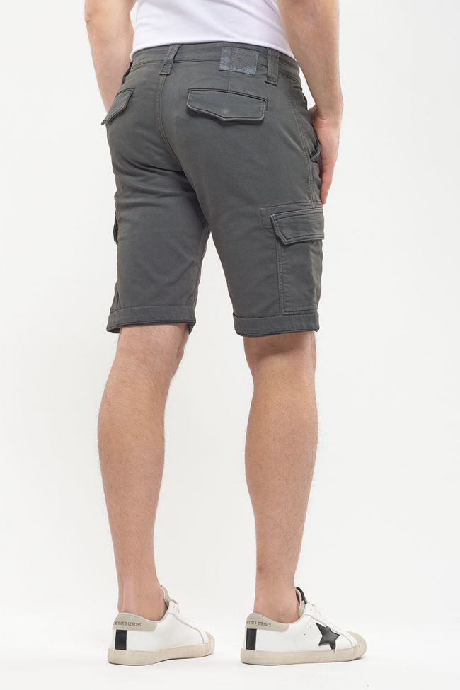 Grey Jogg Damon Bermuda shorts