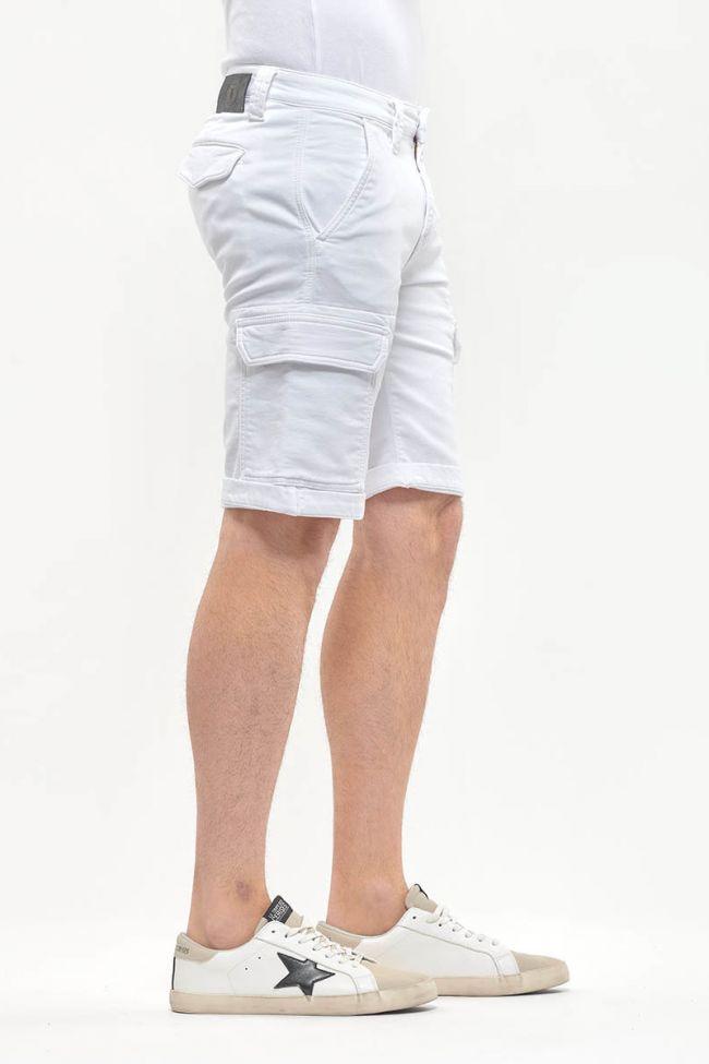 Bermuda Jogg Damon blanc
