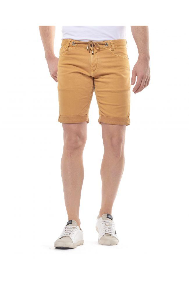 Yellow Jogg Bermuda shorts