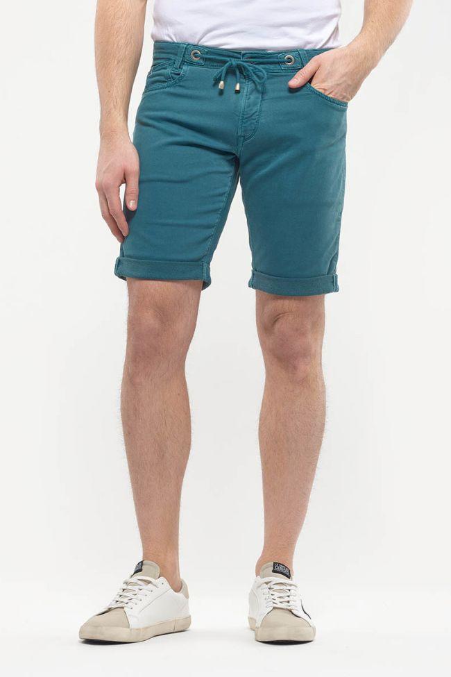Blue Jogg Bermuda shorts