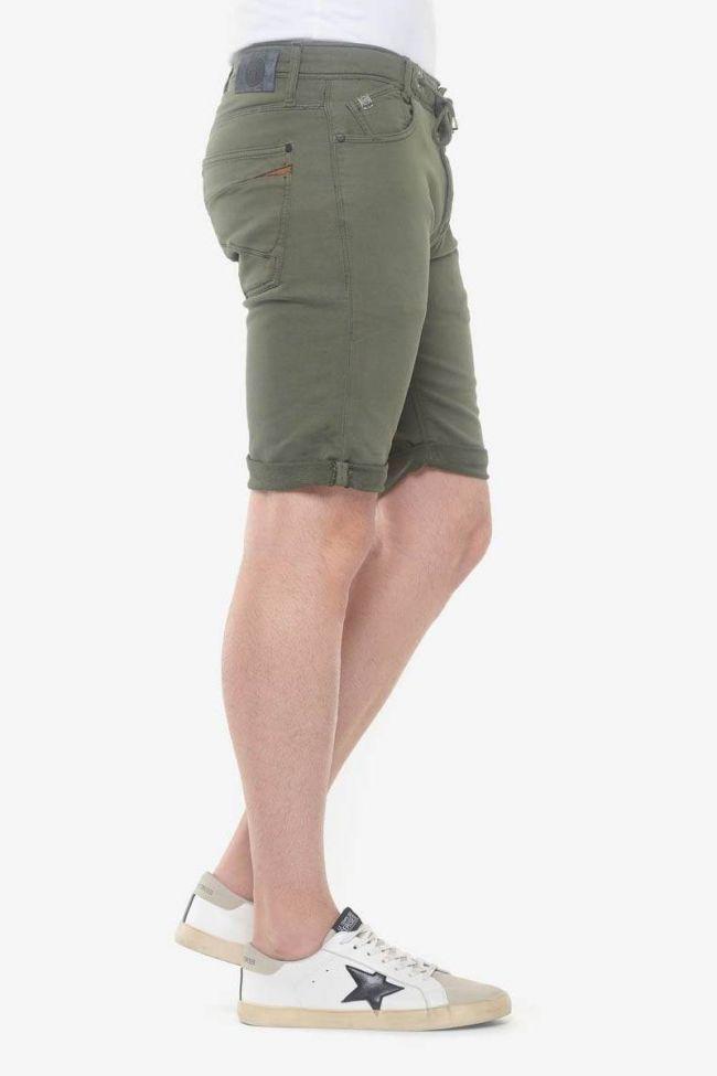 Khaki Jogg Bermuda