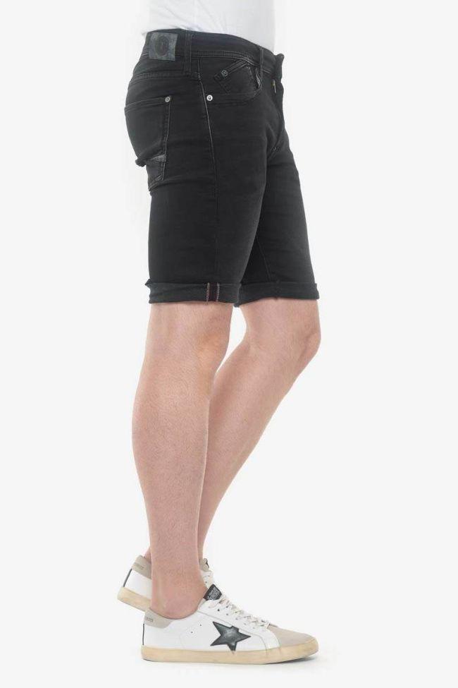Black Lo bermuda shorts