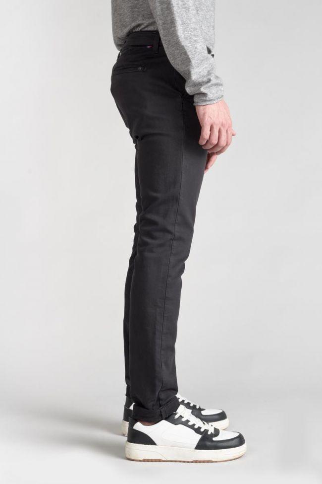 Pantalon chino Jogg Kurt anthracite
