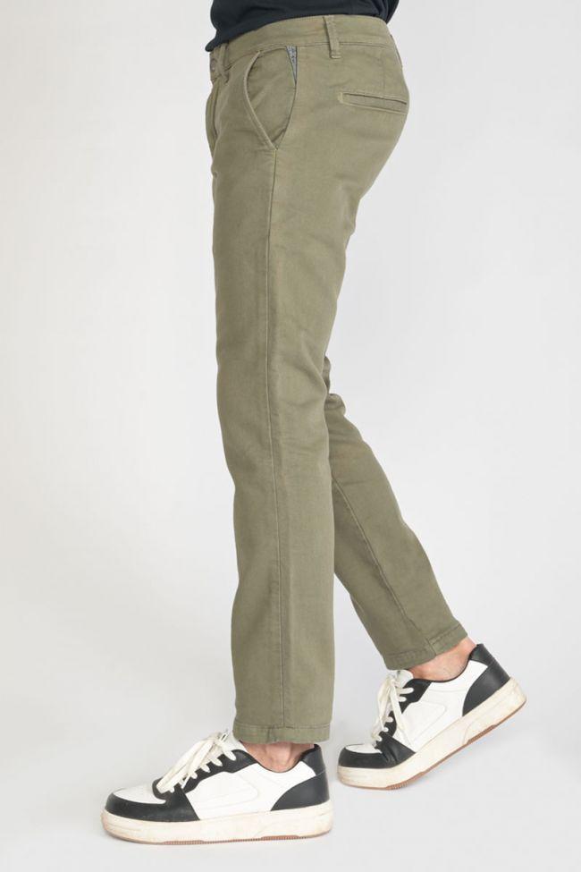 Pantalon chino Jogg Kurt aloe