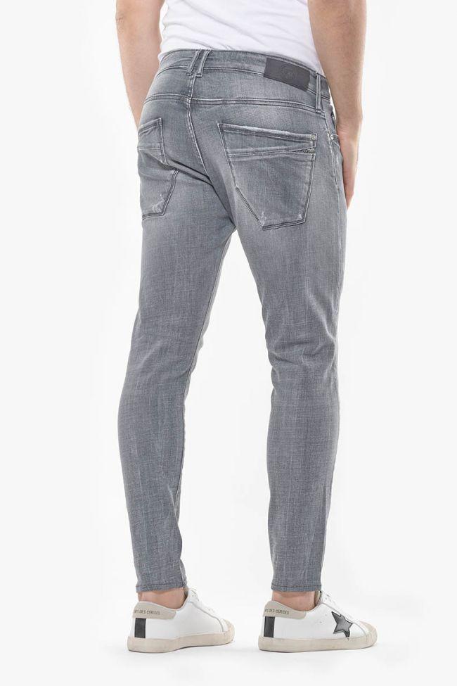 Grey power skinny jeans N°3
