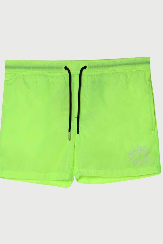 Short Brusselbo vert fluo