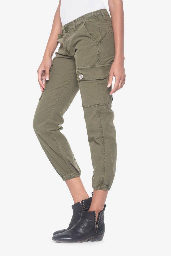 Khaki Dakota cargo pants