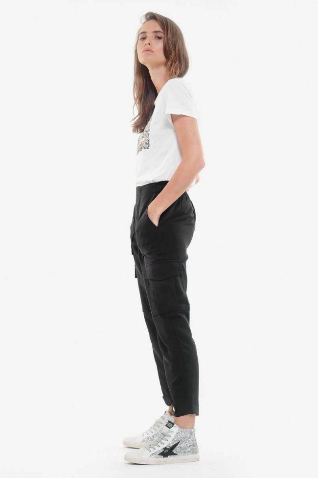 Pantalon Cargo Esmera noir