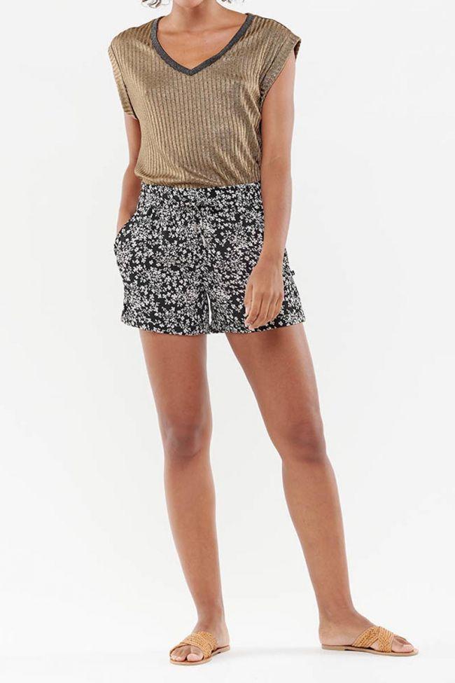 Iris black short