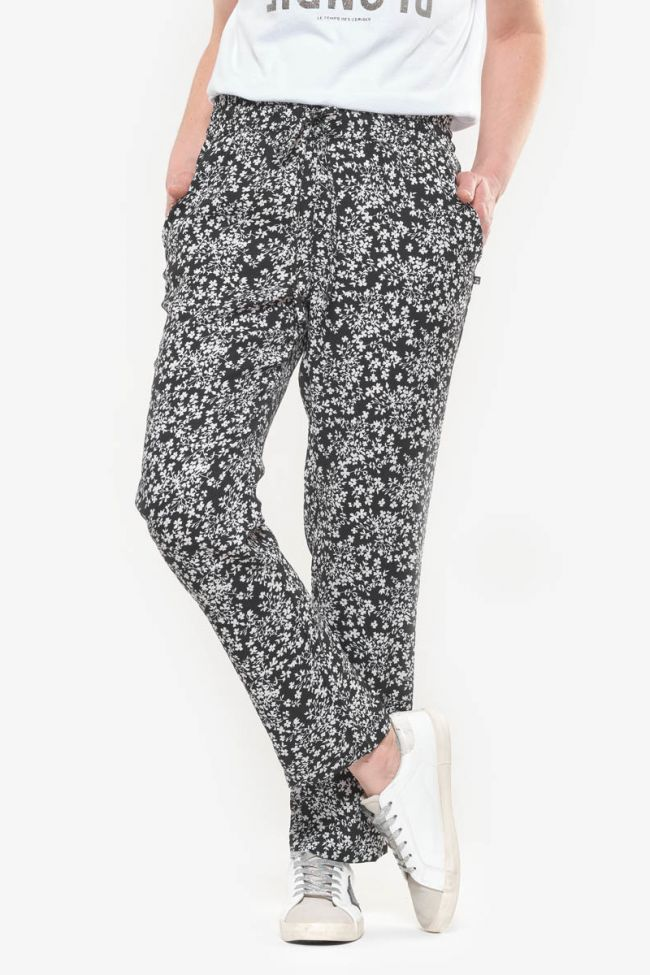 Irisa black trousers