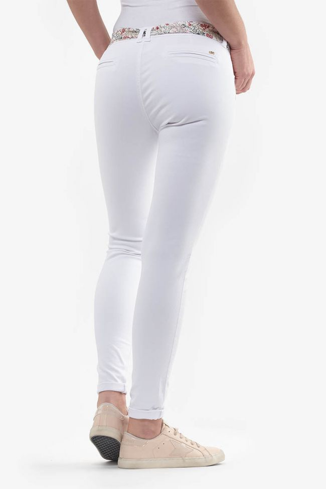 White Lidy trousers