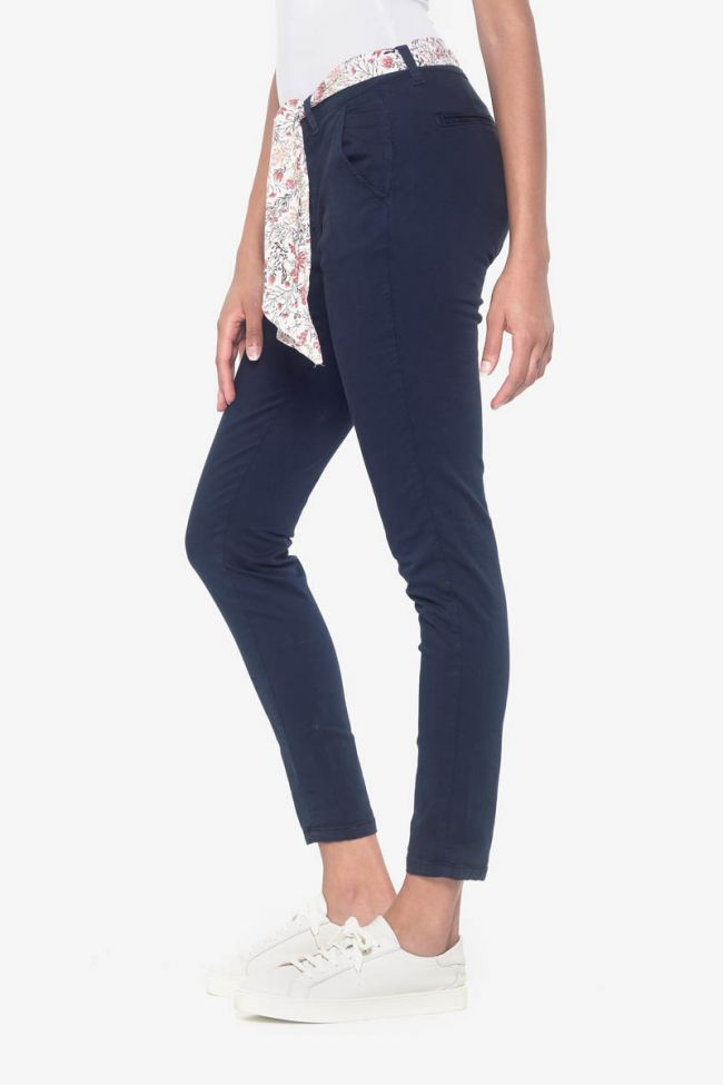 Navy Lidy trousers