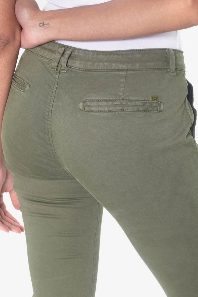 Khaki Lidy trousers