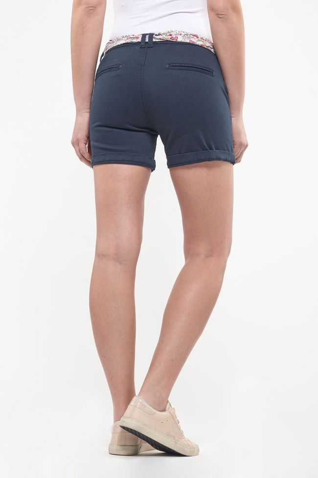Live navy shorts