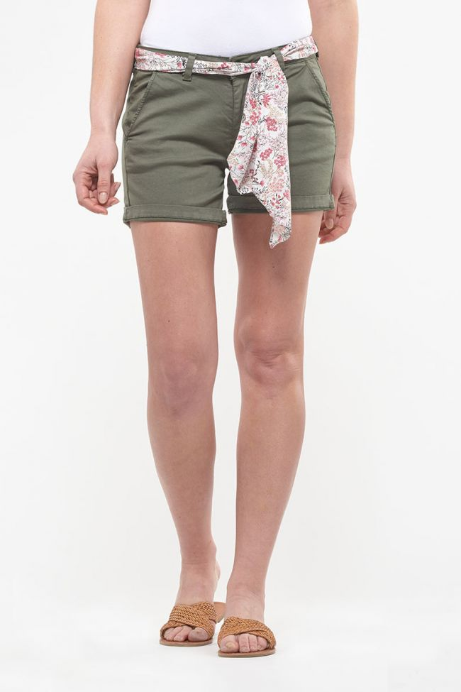 Khaki Live shorts