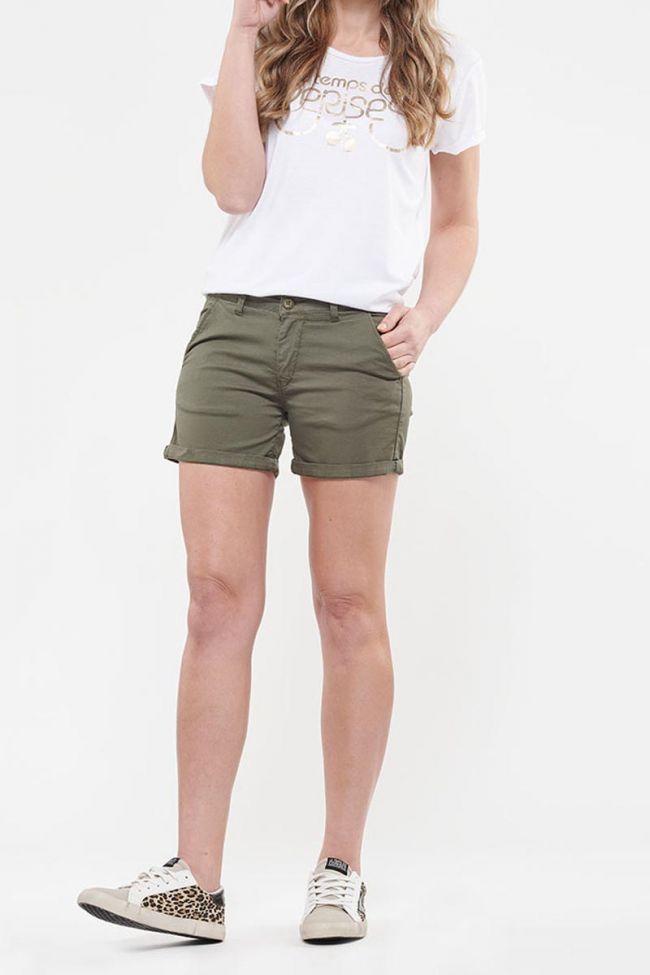 Lova khaki shorts