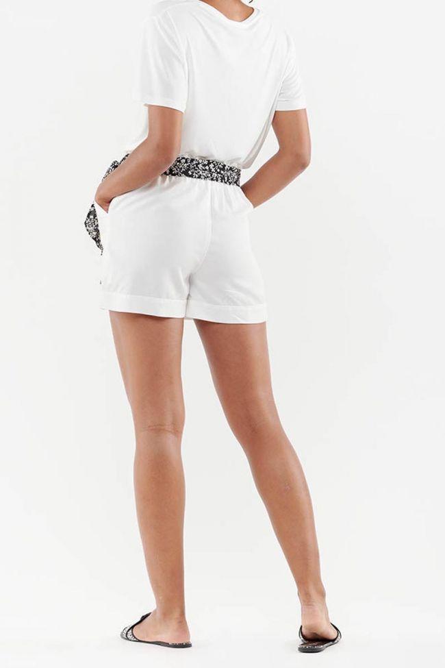 Short Tadena blanc