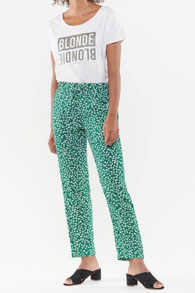 Tulipa green trousers