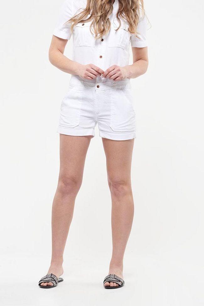 Combi-short Vire blanche