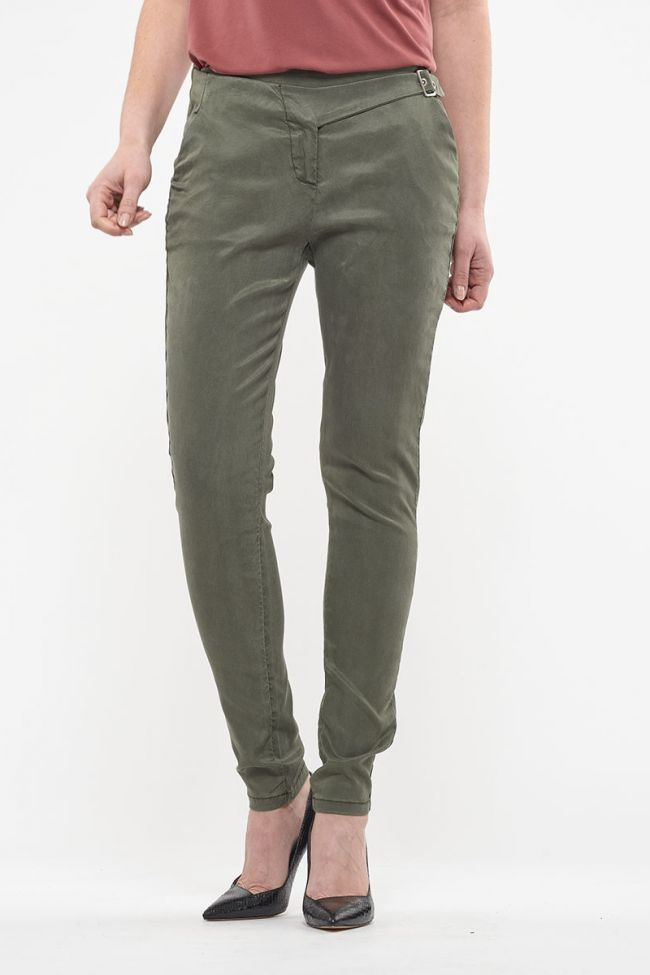 Pantalon Chino Slim You kaki