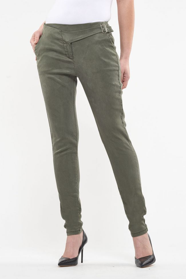 Khaki You Chino Trousers